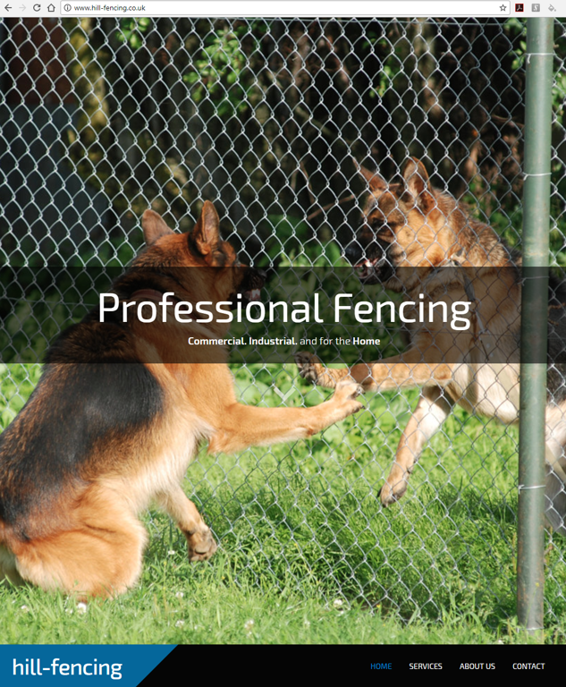 Hill Fencing Professional Fencing