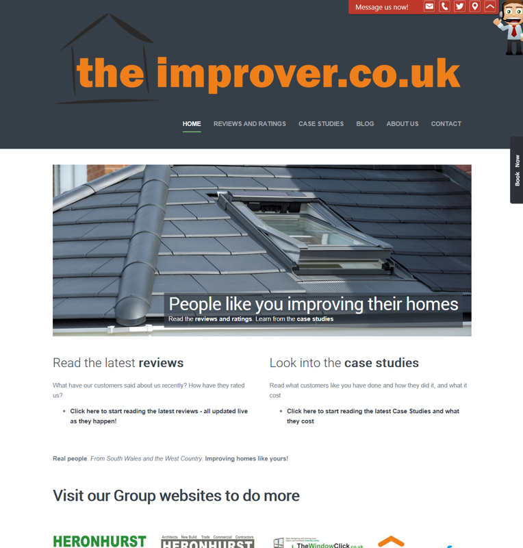 TheImprover.co.uk - Reviews, Ratings and Case Studies for the home improver - windows, doors, conservatories and more